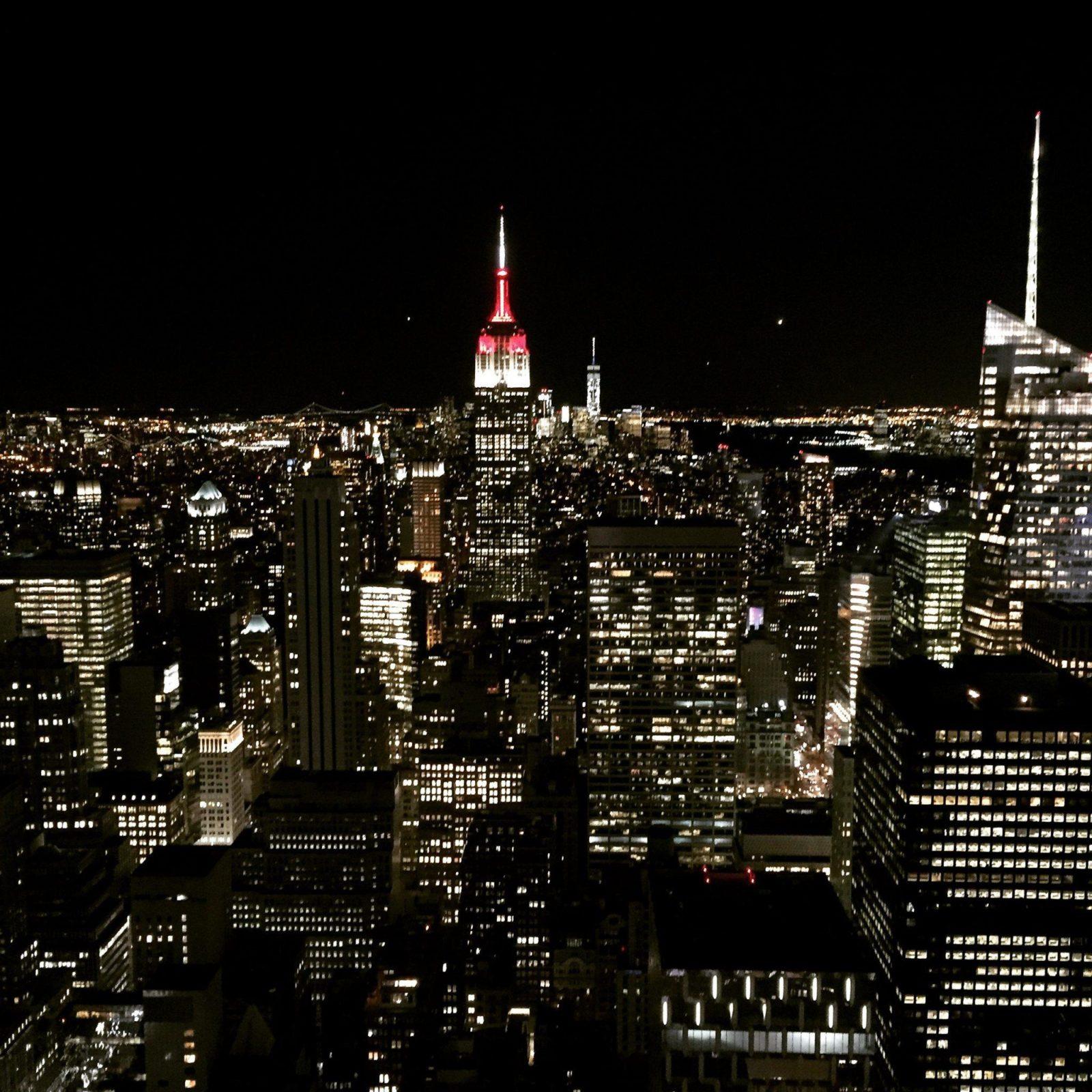 5 days in New York City