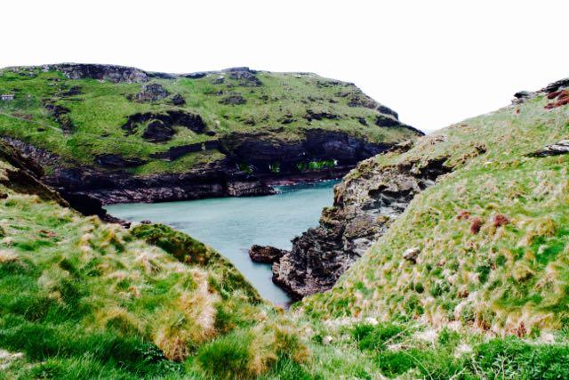 Adventures in Europe   Coastal Walking in Cornwall   Boscastle to Tintagel