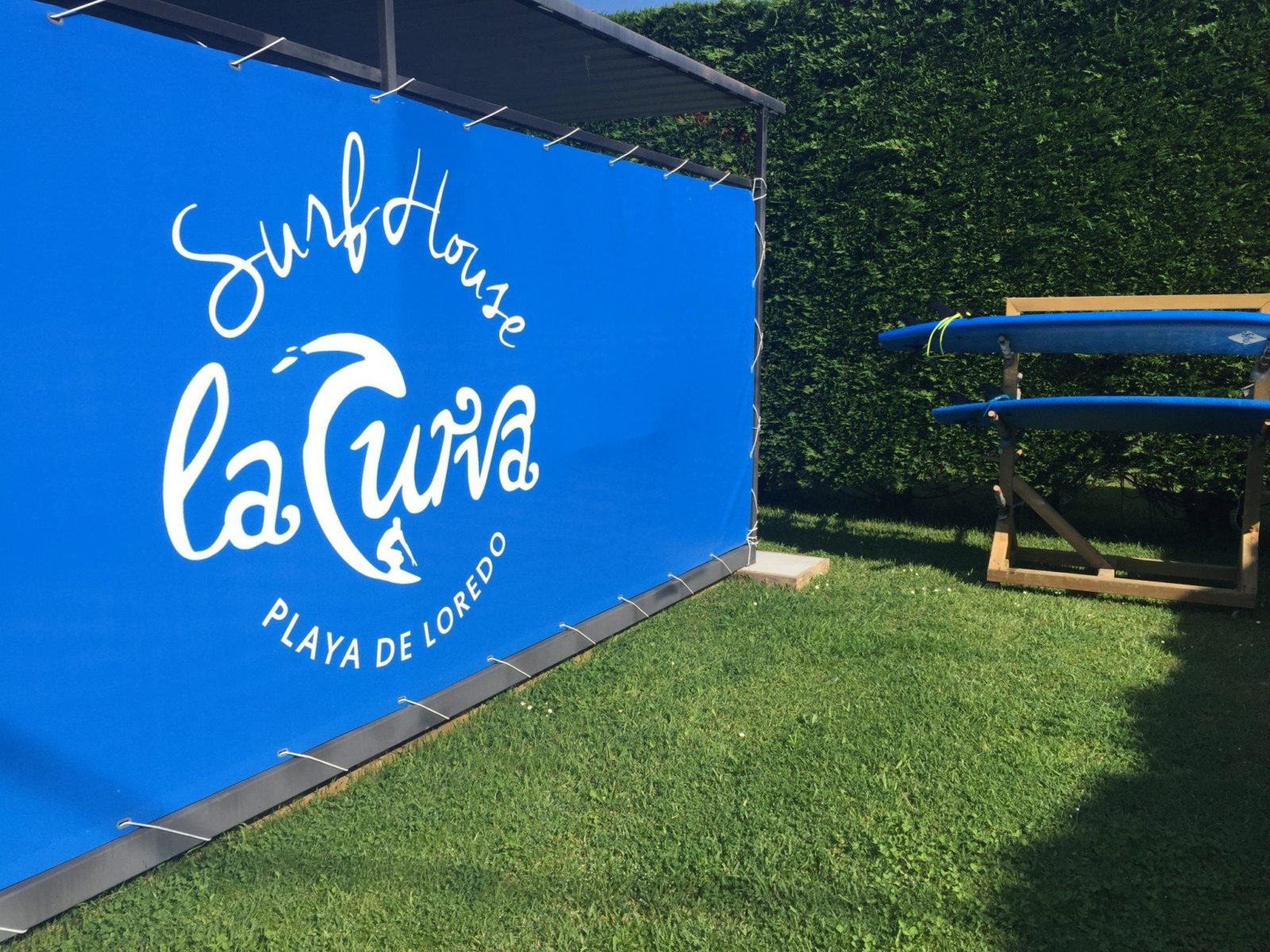 Learning to Surf at Escuela de Surf La Curva in Spain