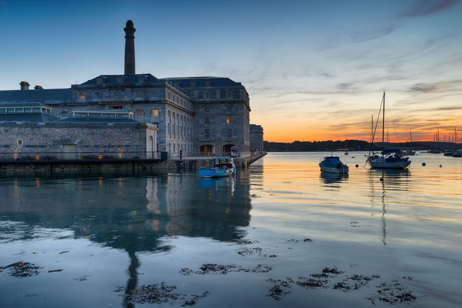 Things to do in Plymouth Royal William Yard