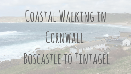 Adventures in Europe | Coastal Walking in Cornwall | Boscastle to Tintagel