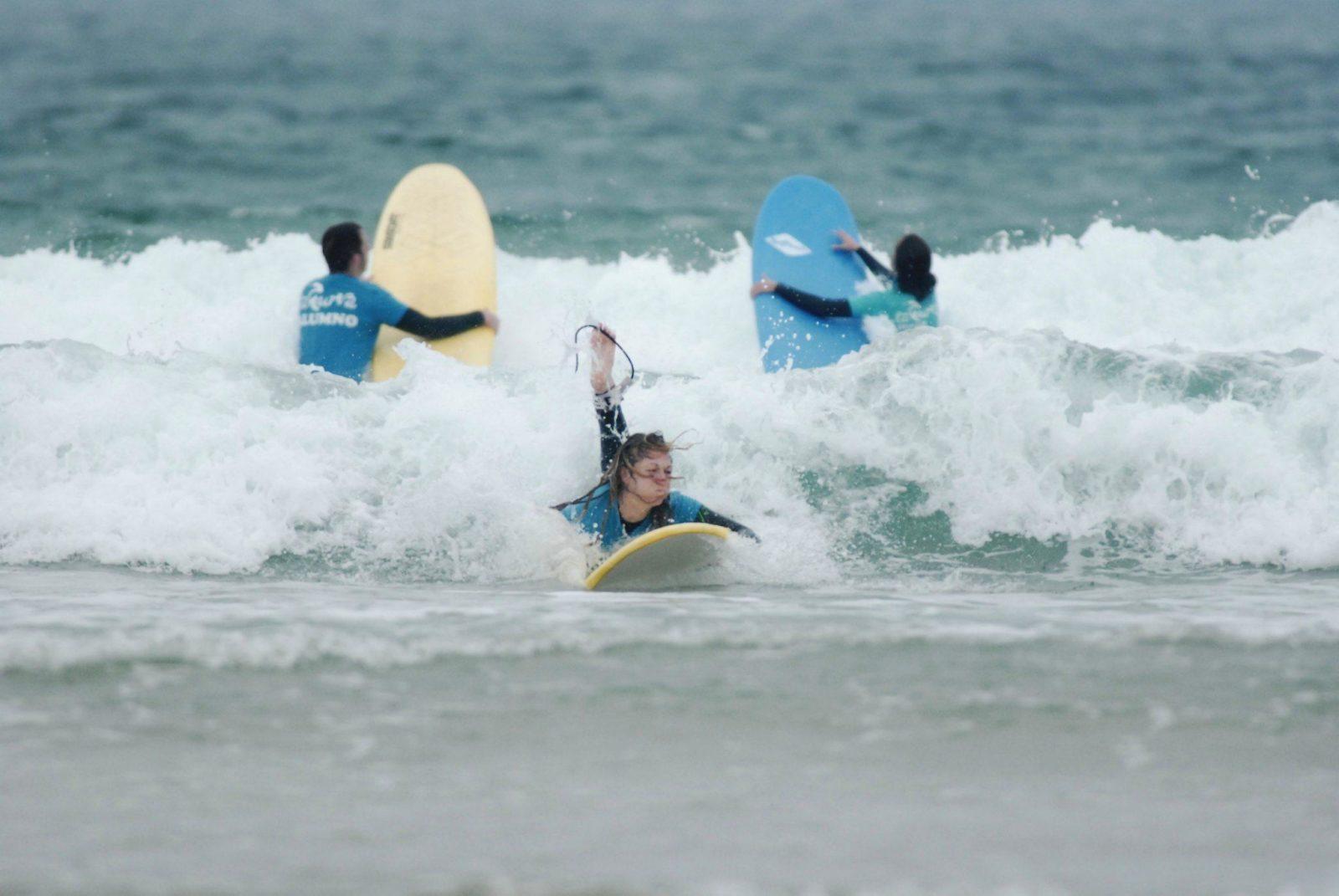Surf trip packing list