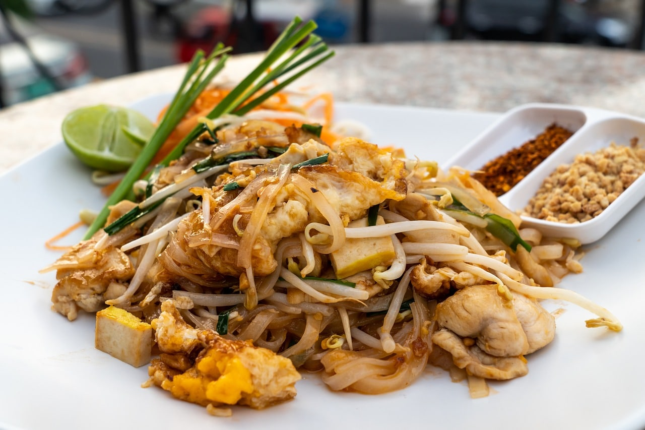 Eating Cheap Food in Bangkok