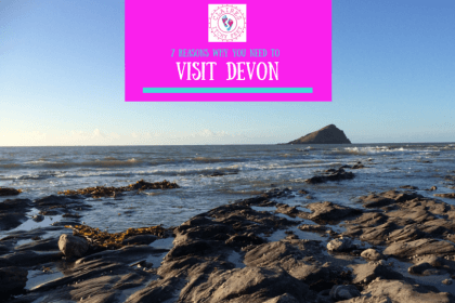 Whether its stunning coastline, sandy beaches, quaint villages, farmhouses or moorland Devon has it all. Here are 7 reasons you need to visit.