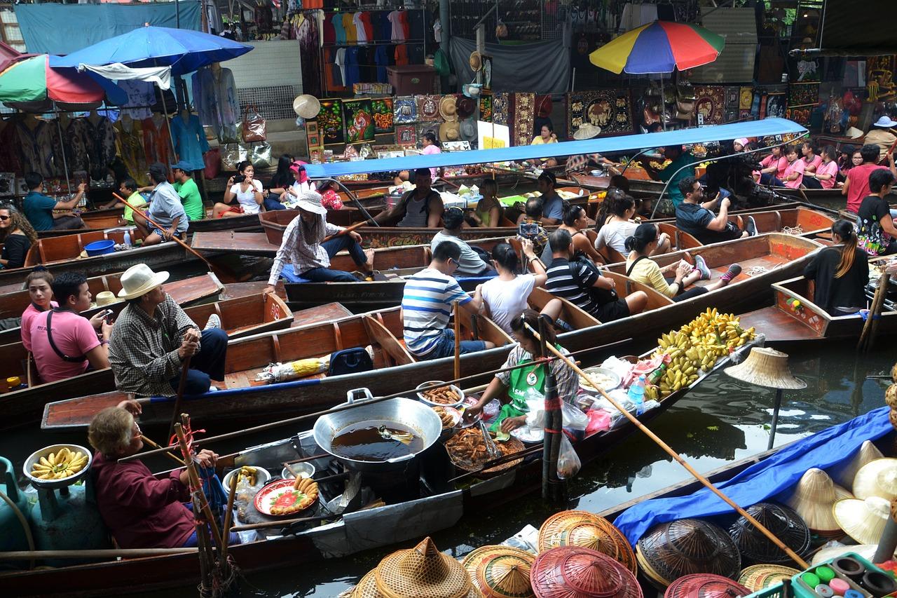 Bangkok Thailand ' my 3 week Thailand guide