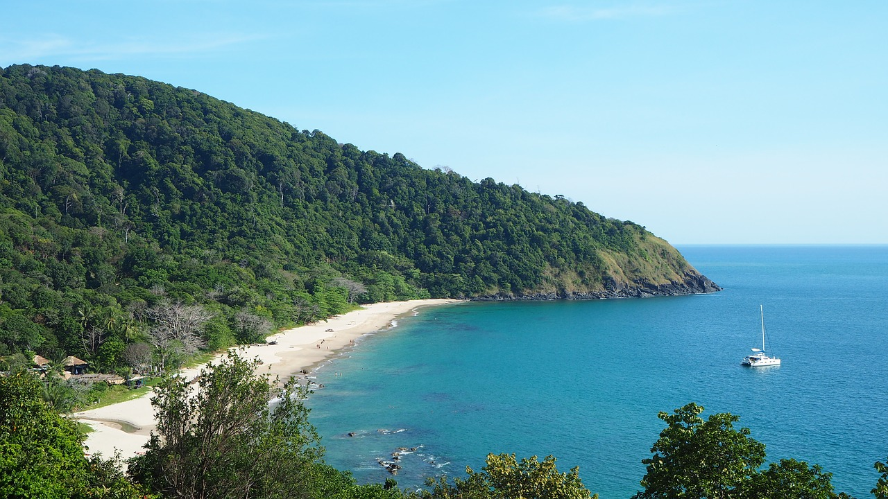 Koh Lanta Thailand Thailand itinerary 4 days