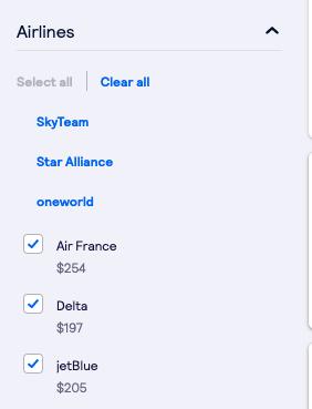 how to find the best flight deals online