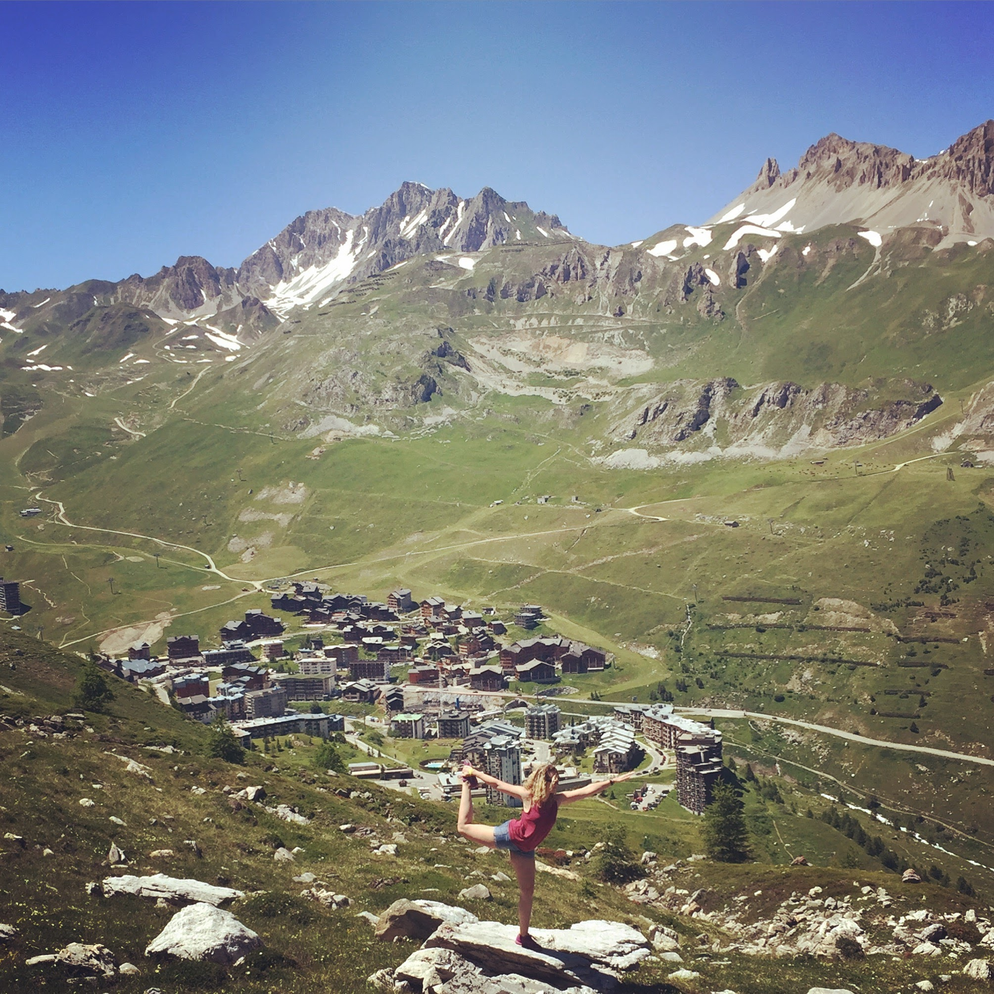 Things to do in Tignes