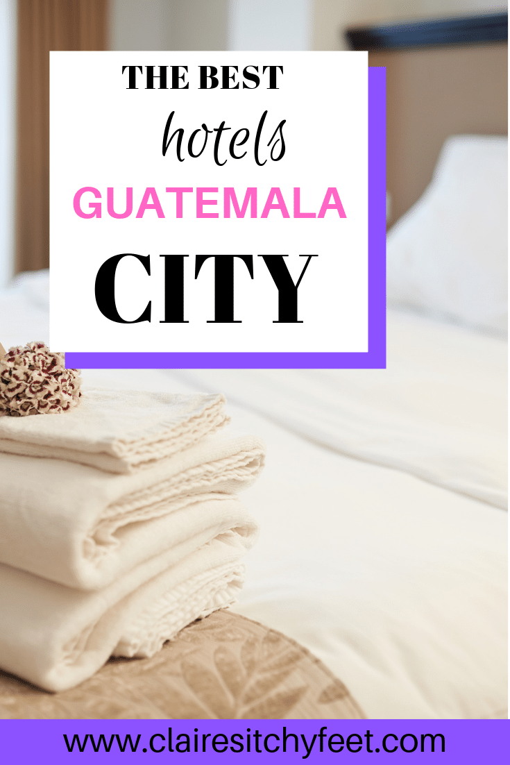 Are you planning to travel to Guatemala City? Not sure where to stay in Guatemala city? In this guide I review and make recomendation of the best places to stay in Guatemala City for every budget. Hotels in Guatemala | Hotels in Guatemala City | Budget hotels in Guatemala city | Luxuary Hotels in Guatemala city #travelguide #traveltips #WhereToStay #HotelReview