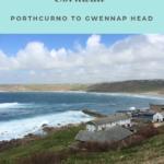 Coastal Walking in Cornwall   Porthcurno to Gwennap Head