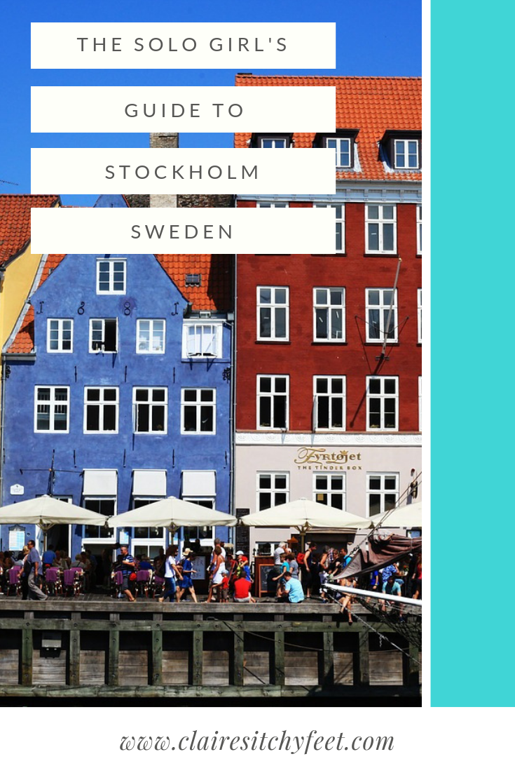 The Solo Girl's Guide to Stockholm
