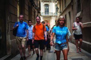 Why Take a Free Walking Tour of a City