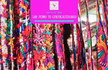 How to get from San Pedro to Chichicastenango