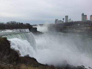 How to get from New York City to Niagara Falls