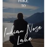 Hike to Indian Nose Lake Atitlan Guatemala