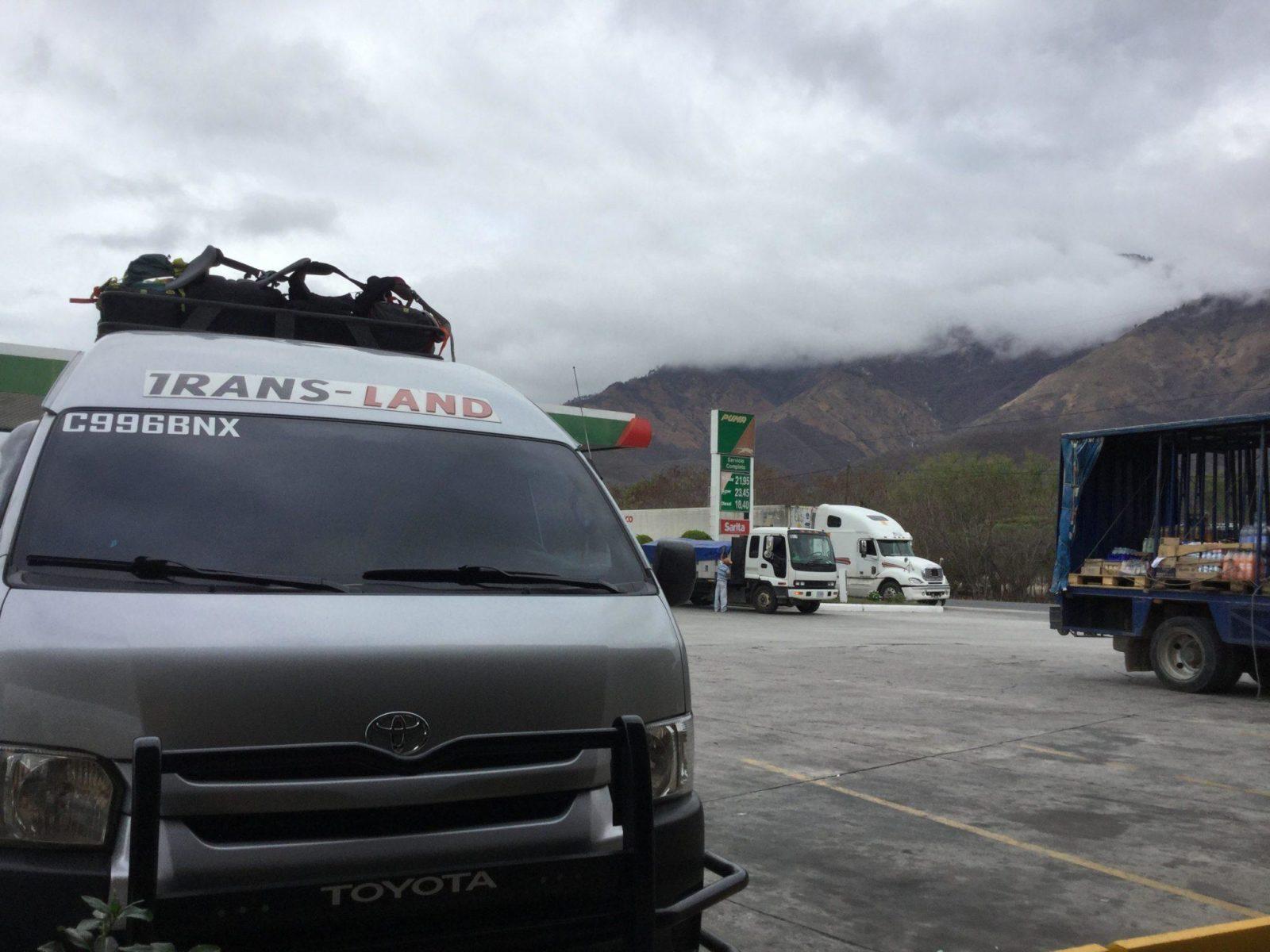 Guatemala to Copan