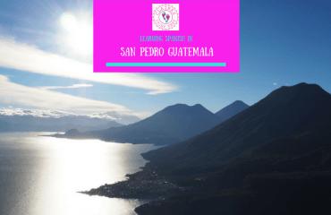 Learning Spanish in San Pedro Guatemala