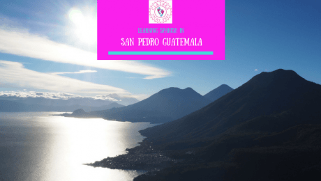 Learning Spanish in San Pedro Guatemala