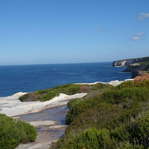 Best Coastal Walk at Royal National Park Near Sydney