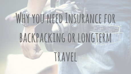 Do you need travel insurance for longterm travel and backpacking