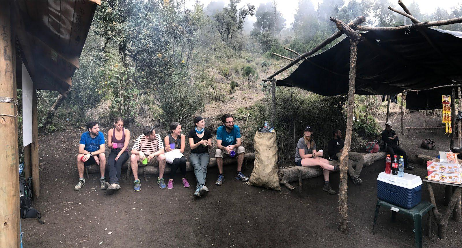 Double Whammy? Hiking Acetenango and Fuego in a day