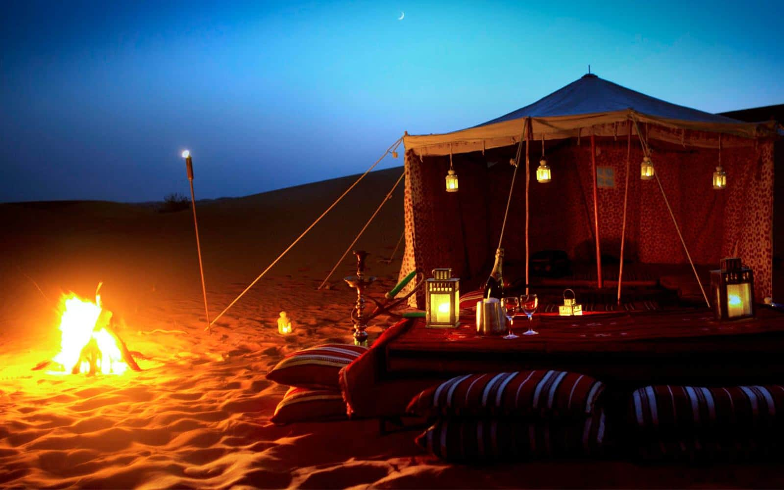 How To Enjoy A Romantic Holiday In Dubai