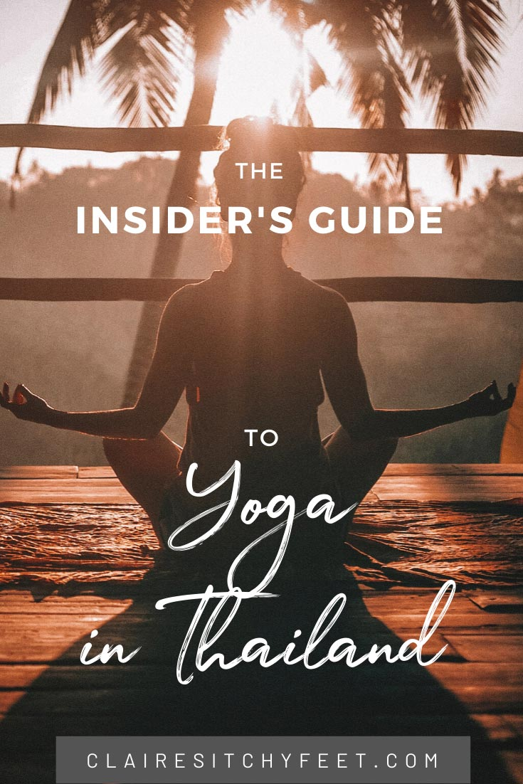 The Insider's Guide to Yoga in Thailand