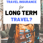 Need travel insurance for your long term trip? Go to my blog to read tips on getting the best insurance coverage. #insurancequotes #medicainsurance #insurancecompanies #cheapinsurance #vaction #healthinsurance #doyouneedtravelinsurance