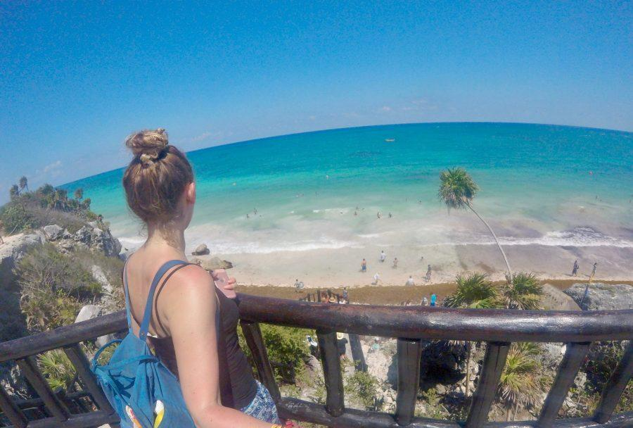 How to see the Mayan Ruins in Tulum Mexico