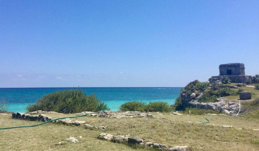 Visiting Tulum Ruins in Mexico | How to see the Tulum archaeological site