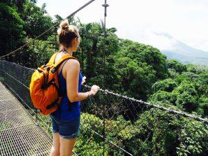 Things to do in Costa Rica - Mistico Park in La Fortuna