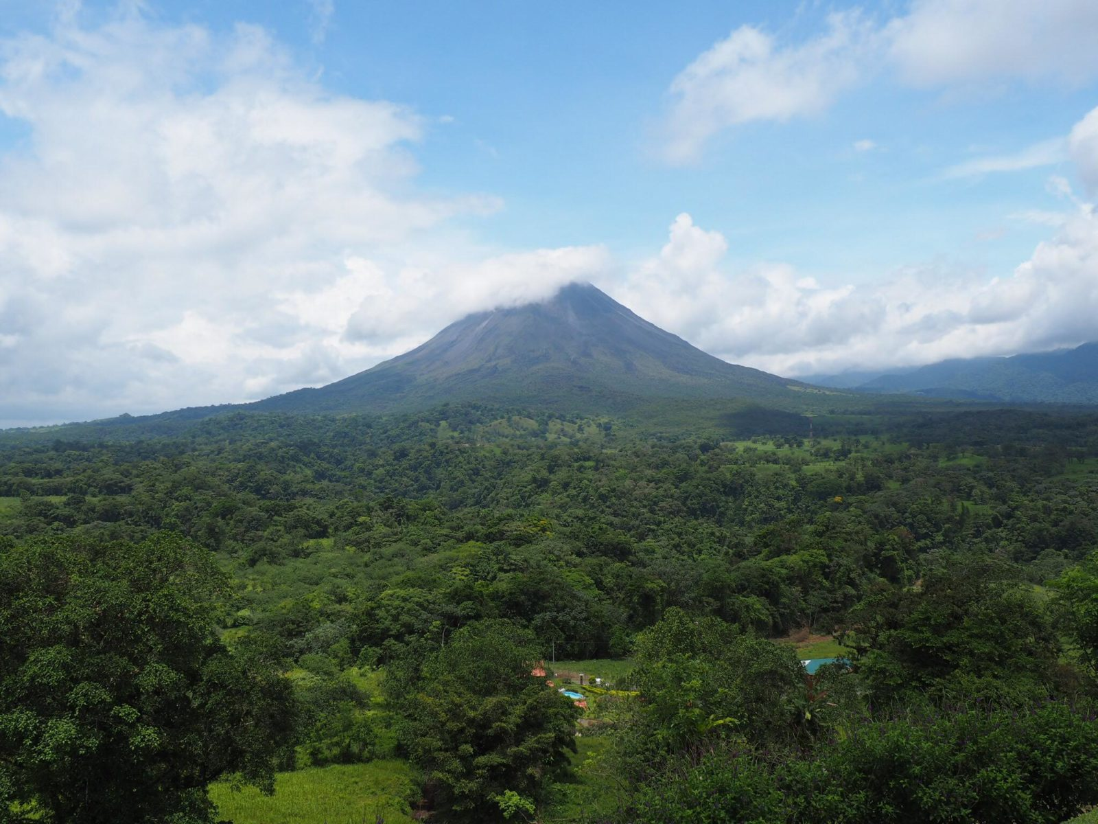 Central America Rainy Season