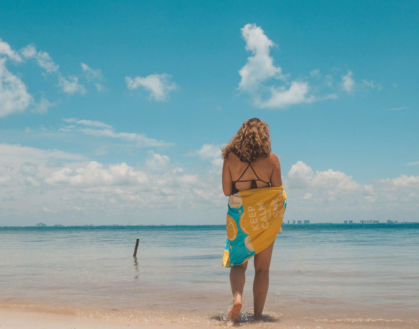 Minx NY BeachTech Towel