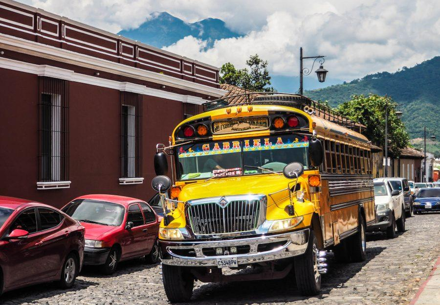 Guatemala Guides | How to get from Guatemala City to Antigua