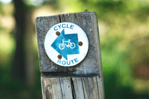 How to Start Bicycle Touring by Mike McLeish