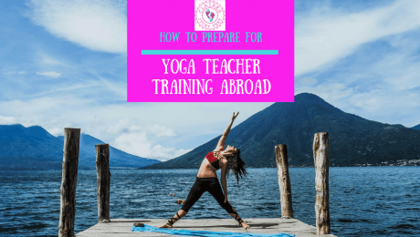 Yoga Teacher Training Abroad