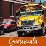 How to spend 1 week in Guatemala