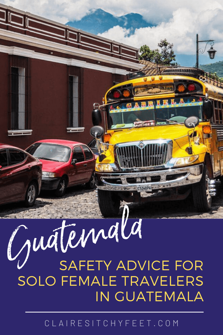 Safety Advice for Solo Female Travelers in Guatemala