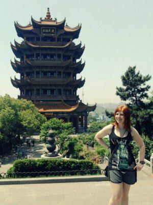 teaching job in China