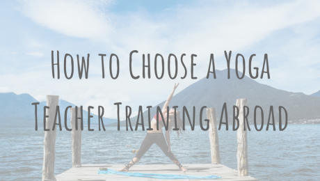 Learning Abroad | How to Choose a Yoga Teacher Training Abroad