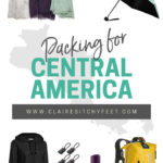 Packing for Central America