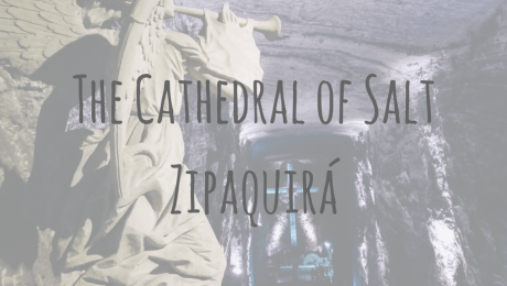 The Cathedral of Salt Zipaquirá
