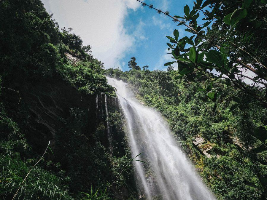 Colombia Guides | La Correra Waterfall