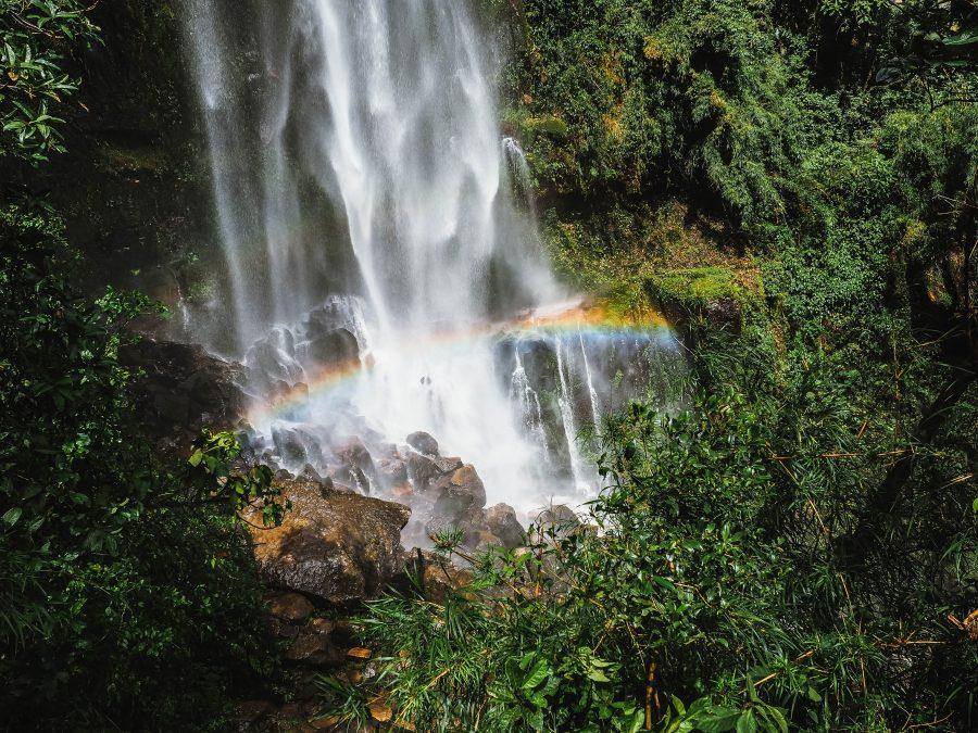 Colombia Guides | La Correra Waterfall