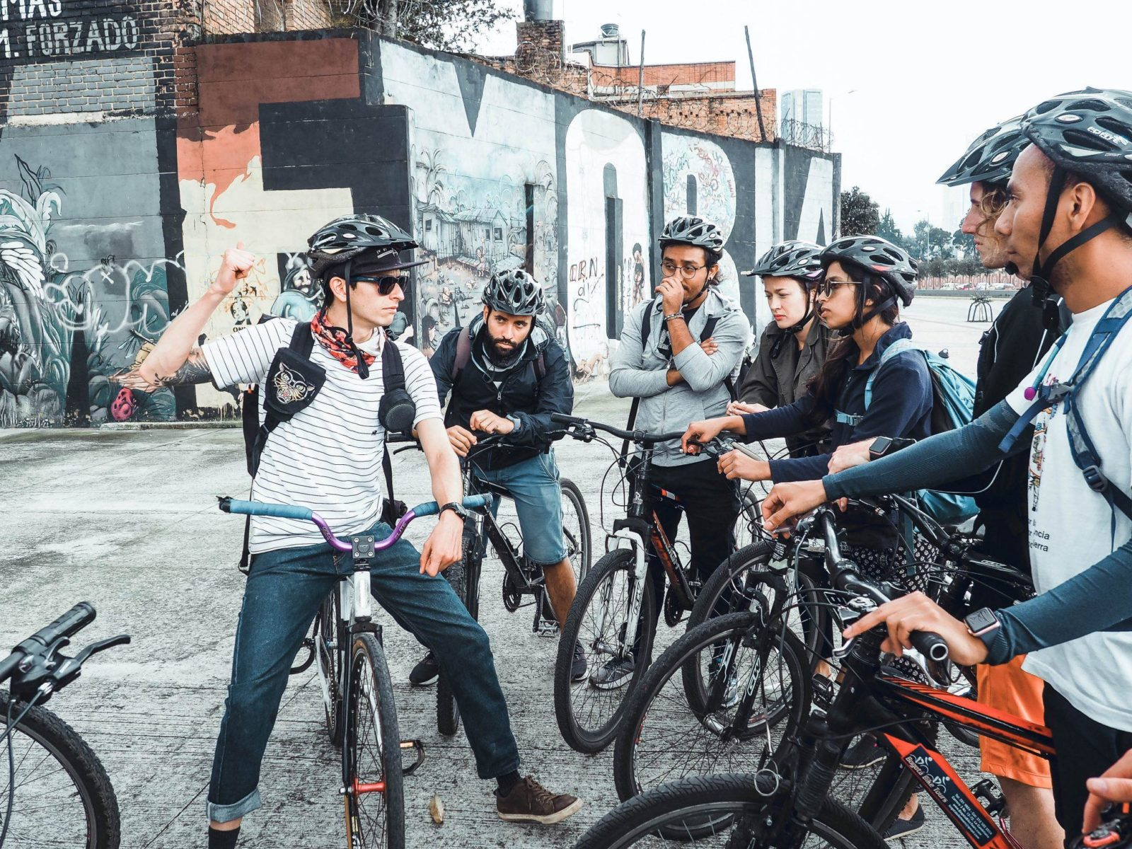 What To Expect On The Bogota Bike Tour