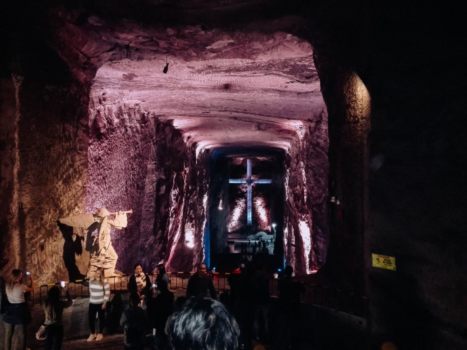 The Salt Cathedral Bogota Without a Tour