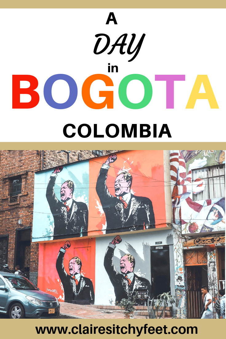 How to spend 1 day in Bogotá