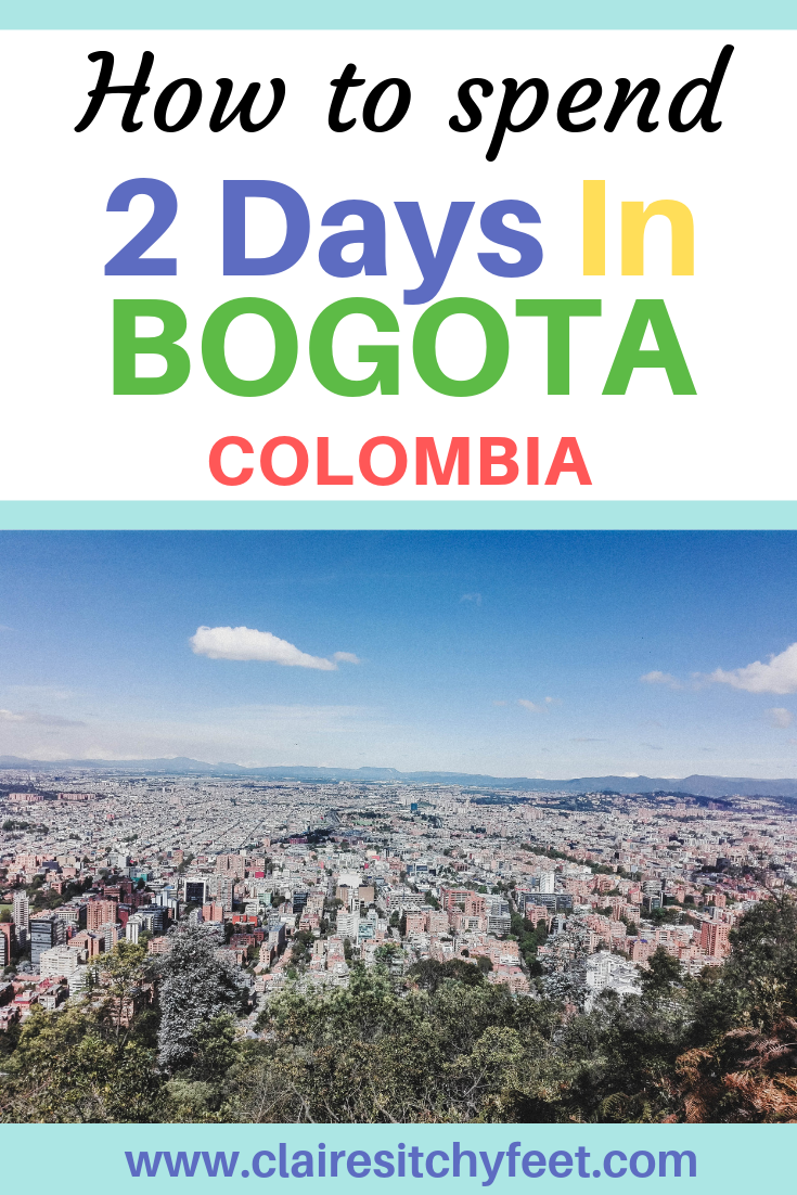 How to spend 2 days in Bogota