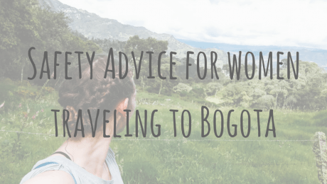 Safety Advice for Bogota