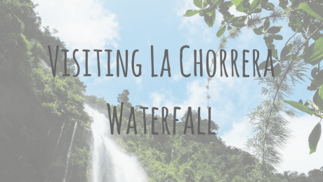 Claire's Itchy feet _ Colombia Guides _ La Chorrera Waterfall